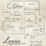 The Grove Event Center at the Logan Steakhouse 2427 N. Main Street, North Logan, UT 84341 - Courtesy Logan Steakhouse