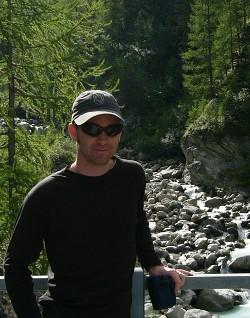 Joe Wheaton, co-director of the Intermountain Center for River Rehabilitation & Restoration