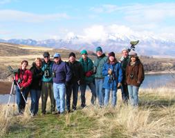 Bridgerland Audubon birding Hyrum Reservoir